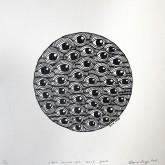 CIRCLE QUANTA EYES 34x34 Black 600