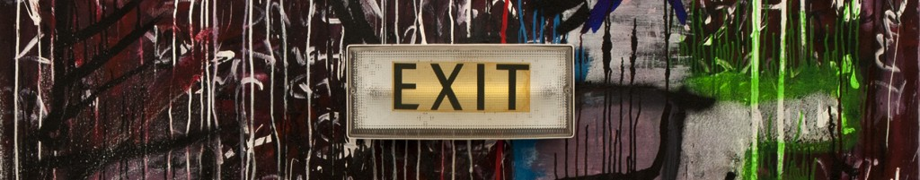 Exit off header