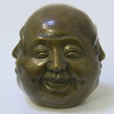 Library Of Consciousness Buddha Head Spin 1 LR