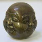 Library Of Consciousness Buddha Head Spin 2 LR
