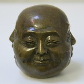 Library Of Consciousness Buddha Head Spin 3 LR