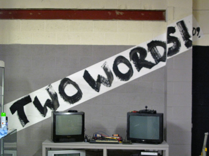 TWO-WORDS