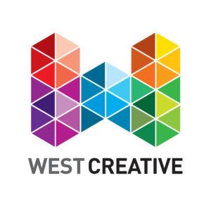 West Creative identity
