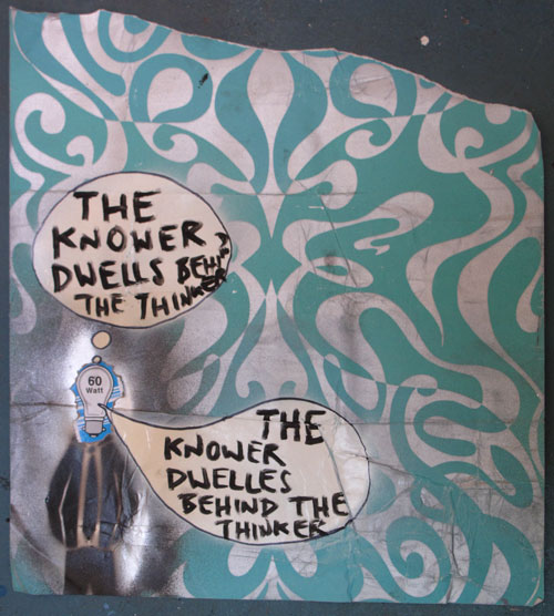 the-knower-dwells-behind-the-thinker